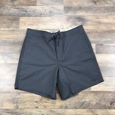 NWT Patagonia Shorts Men's Size 40 Regular Fit Forge Grey Stretch Hybrid Shorts