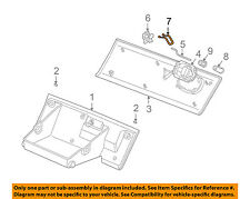 GM OEM Glove Compartment Box-Latch Striker 15295943