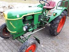 Oldtimer Traktor Deutz F2L 612 / 54 - 1 D25 1954 D 25 ,  22 PS erste Generation