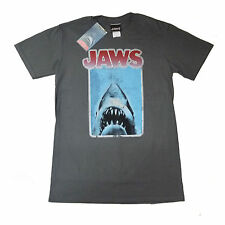 Jaws OFFICIAL T-Shirt Retro Movie Poster Cult Unisex Premium Quality