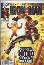 Iron Man #15 (Vol 3) would be CGC 9.6
