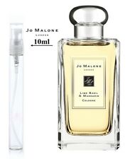 Jo Malone London Lime Basil & Mandarin Cologne - 10ml Atomiser Sample - NOT 5ml