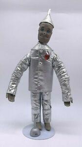 Vintage 1997 Ashton Drake Figurine & Stand The Tin Man The Wizard Of Oz (JS157R)