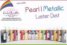 Glitter |Shimmer |Luster | Dust|100%Edible| Cake Craft| 4 Grams| Rose Sparkler