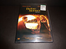 Before Sunset Starring Ethan Hawke, Julie Delpy New Dvd