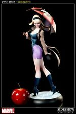 SIDESHOW COLLECTIBLE GWEN STACY POLYSTONE STAUE  J. Scott Campbell Spider-Ma