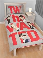 TW THE WANTED SINGLE bed QUILT DOONA COVER SET NEW