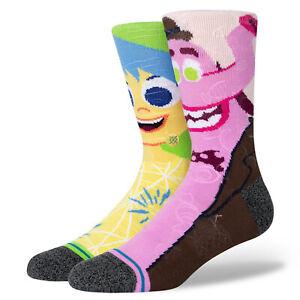 Stance x Inside Out Riley Andersen Bing Bong Socks Large Men's 9-13 Disney Pixar