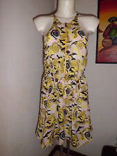 Versace Collection Baroque Dress Silk Size 46