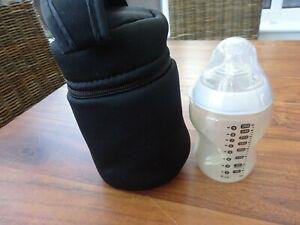Tommee Tippee Closer to Nature Bottle Bag Warmer + 260ml Bottle