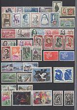 1961- Année complète neufs avec charnière  (05-010.15)