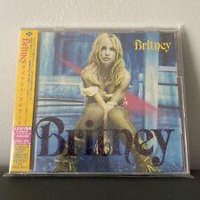 Britney Spears - Britney (Japan Bonus Track) ZJCI 10047 LIKE NEW