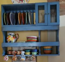 Plate rack Leisure activity vehicle Rustic