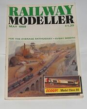 RAILWAY MODELLER VOLUME 40 NUMBER 463 MAY 1989 - MILLTHORPE JUNCTION/EASTDOWN