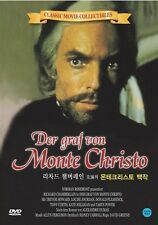 Count of Monte Cristo DVD - Richard Chamberlain (NEW) / NO CASE(Only Cover&Disc)