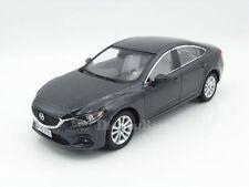 PRD403 1/43 Mazda Atenza 6 2013 Dark Grey Premium X Model Japanese Road Car