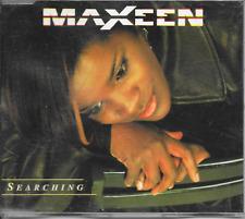 MAXEEN - searching CD SINGLE 3TR Hip Hop RnB Swing 1998 Holland RARE!