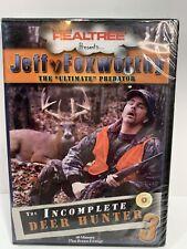 Bill Jordan's Realtree: The Incomplete Deer Hunter 3 (DVD, 2003) Jeff Foxworthy
