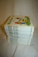 My First Steps to Reading Complete Set A-Z by Jane Belk Moncure Math 1, 4-10