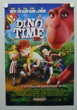 DINO TIME 3D 2012 Melanie Griffith, Jane Lynch, Bob Schnieder-Mini Poster