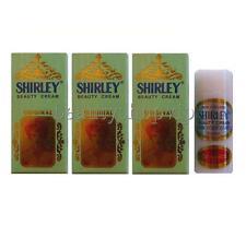 Crema Shirley Blanqueadora Despigmentante Acne manchas Whitening Cream