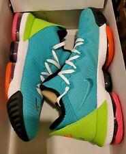 🏀 Nike Lebron James XVI 16 Low Basketball Shoes CI2668-301 Hyper Jade Size 15