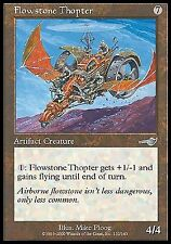 Flowstone Thopter X4 LP Nemesis MTG Magic Cards Artifact Uncommon