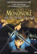 Disney's Princess Mononoke (Dvd with Slipcover, 1997, Studio Ghibli)
