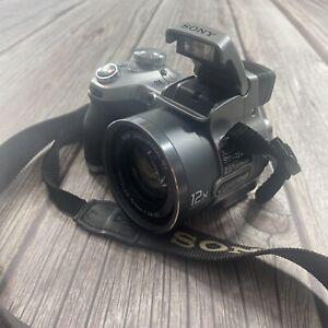 Sony Cyber-Shot DSC-H1 5.1MP Digital Camera w/12x Zoom READ DESCRIPTION!