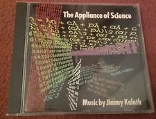 "Jimmy Kaleth ""The Appliance Of Science"" Cavendish Music CD Clips,Promo's,Jingles"