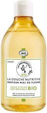 Gel Douche Bio  La Douche Nutritive Senteur Miel De Fleurs 500ml