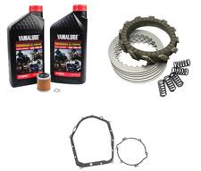 Oil Change Kit Yamalube Yamaha YFZ 450 2007 - 2013 Tusk Clutch Kit Cover Gasket