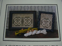Acorn & Threads Cross Stitch Pattern Booklet Barrick Samplers