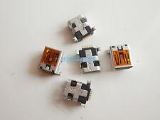 5X Mini USB MINIUSB Female 10 Pin SMT SMD Panel Mount Jack Connector