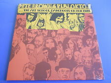 PETE BROWN & PIBLOKTO - THE ART SCHOOL DANCE GOES ON FOR EVER - SEALED