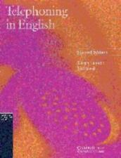 Telephoning in English Coursebook (Cambridge Professional English)