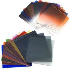24pcs Square Full + Graduated Gradual Filters Set Color for Cokin P Series