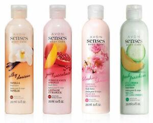 Avon Naturals & Avon Senses Body Lotion, 8.4 fl. oz. DISCONTINUED, NEW 'N SEALED