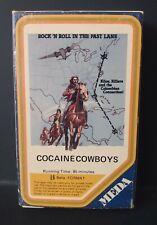 Cocaine Cowboys (BETAMAX) MEDA - M133 (NOT VHS) Jack Palance / Andy Warhol RARE