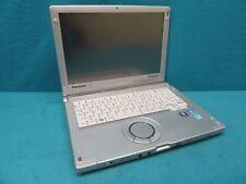 "Panasonic Toughbook CF-C1 12.1"" w/ Intel Core i5 2.50GHz 4GB RAM 160GB HDD"