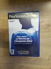 Jeu PlayStation 2 Roger Lemerre La Sélection Des Champions 2004