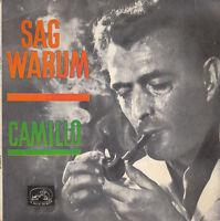 "Camillo 7"" Sag Warum - France"