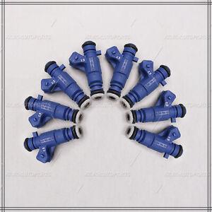 8Pcs Fuel Injectors 0280156101 For 03 04 05 06 Porsche Cayenne 4.5L V8