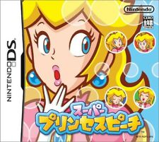 USED Nintendo DS Super Princess Peach game soft