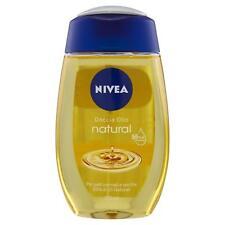 Shower Oil Body Foam Bath Nivea Natural Dry Skins Oil Natural