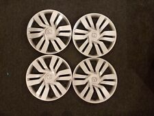 """1 Brand New Set 2015 15 2016 16 2017 17 Fit 15"""" Hubcaps Wheel Covers 55098"""