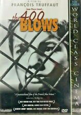 The 400 Blows 1959 Dvd B&W French Eng/Subs Jean-Pierre Leaud Foreign