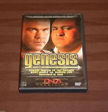 TNA Wrestling - Genesis 2006 (DVD, 2007) WWE WWF ROH IMPACT