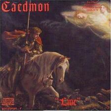 Caedmon - Live (NEW CD)