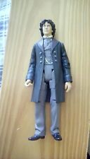 Doctor Who action figure, Eighth Doctor green coat, used